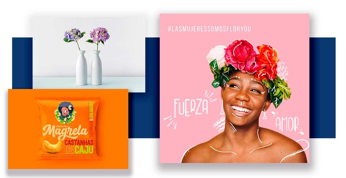 imagen de minimalismo tendencias de diseño More Digital agencias de marketing Bogotá