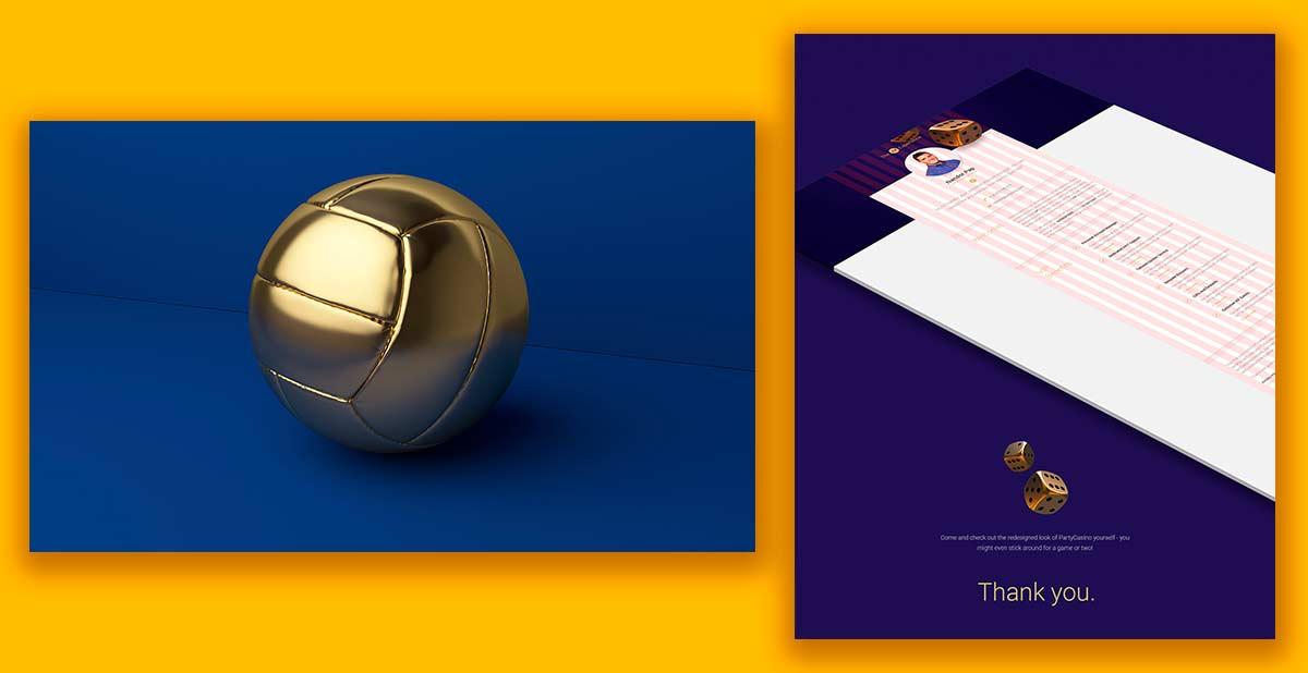 imagen de objetos metálicos tendencias de diseño - More digital colombia - Marketing y publicidad digital