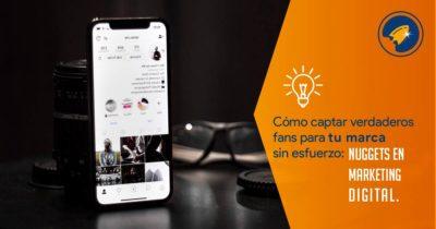 Imagen de Nuggets en Marketing Digital Agencias de publicidad en Bogotá